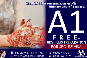 Spouse Visa UK, A1 Level certificate