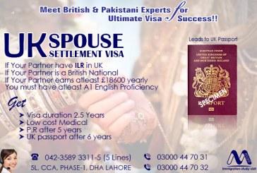 Spouse Visa UK/ Marriage Visa UK