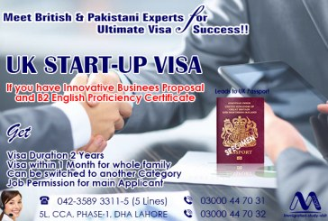 Apply UK Start-up Visa Through Our British & Pakistani Experts.