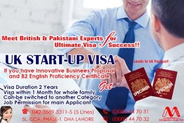 Apply UK Start-up Business Immigration