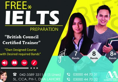 GET HIGH SCORES IN IELTS