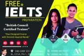 Best IELTS Teacher and Center in Lahore.