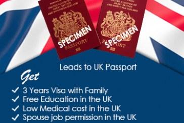 UK Innovator Visa