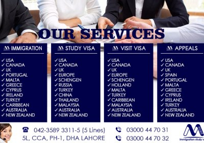 Apply Visa Services Through Our Experts.