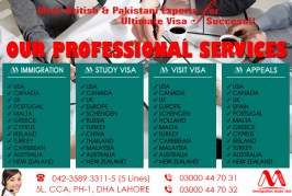 Apply Visa Services Through Our Experts