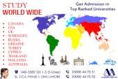 Worldwide Study Abroad..