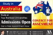 APPLY FOR AUSTRALIA STUDY VISA FROM LAHORE PAKISTAN..Top Consultancy Provider In DHA Lahore.