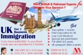 Apply UK Innovator Business Immigration Through our British Experts.