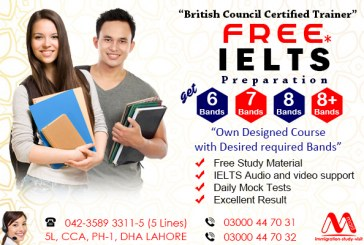 Best IELTS Centre In Dha Lahore
