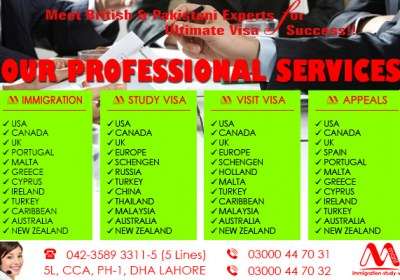 Top Class Worldwide Visa Services provider
