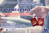 Top UK Start-up Business Immigration Consultants in Lahore Pakistan..