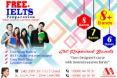 High Level IELTS Preparation From Lahore Pakistan