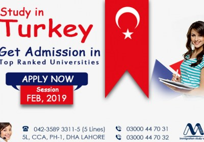 Apply Study In Turkey Through Our Experts