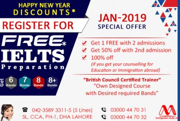 Best IELTS Prepartion Centre In Lahore Pakistan..