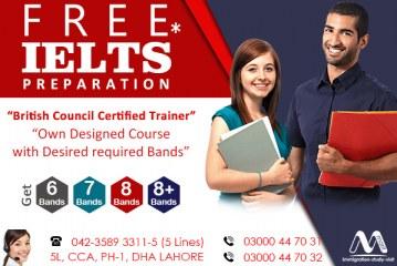 Best IELTS Preparation Centre In Lahore Pakistan