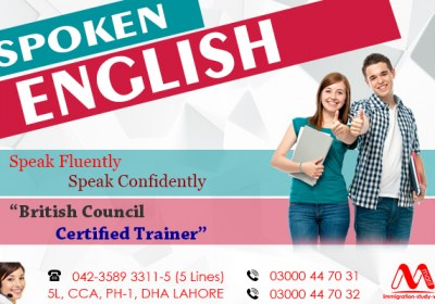 Spoken English Course