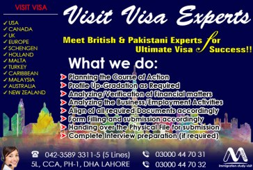 Top Class Worldwide Visit Visa Services Provider..