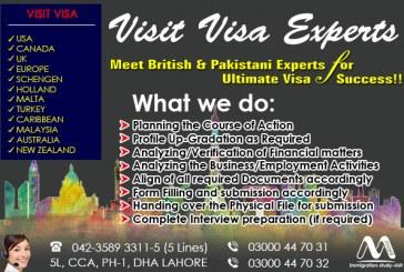 Worldwide Visit Visa Services Provider..