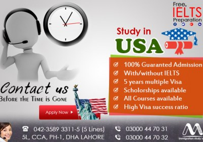 Get Study In USA