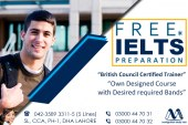 Free IELTS Preparation From Lahore Pakistan
