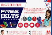 Get Free IELTS Preparation In DHA Lahore Pakistan