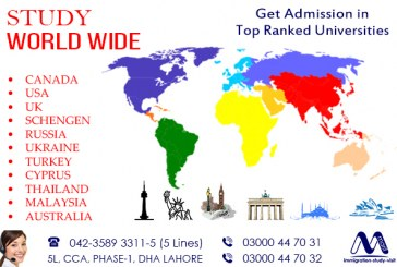 Valuable Study Abroad Consultants in Pakistan