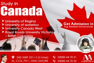Canada Foreign Education Consultants In Lahore Pakistan