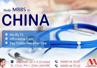 China Study Visa Through Our Experts