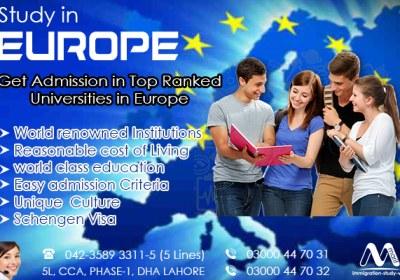 EU Study Visa