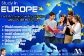 Europe Study Visa