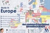 Get European Study Visa