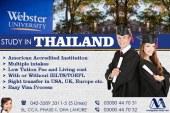 Get Study In Thailand