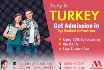 Get Study Visa Turkey