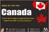 Get Canada Visit Visa