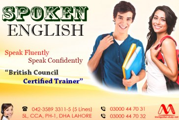 Spoken English Institute in Lahore Pakistan