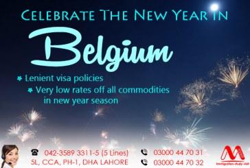 Belgium Visit Visa