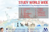 Apply Worldwide Study Visa