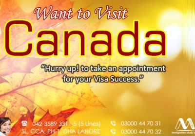 Apply Visit Visa For Canada