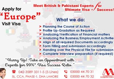 European Visit Visa