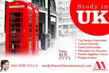 UK Student Visa