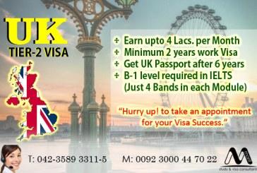 UK Work Permit