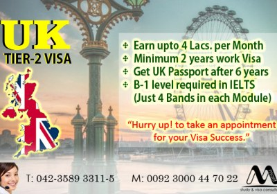 UK Work Permit