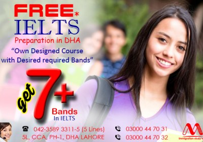Best IELTS Centre In Dha Lahore.
