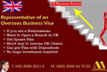 UK Business Visa