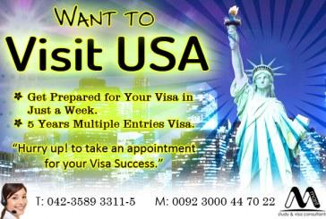 USA Visit