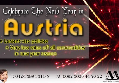 Visit Visa preparation for Austria