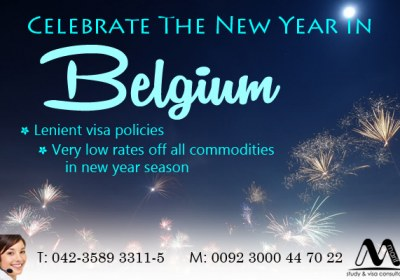 Apply Belgium Visit through our Experts