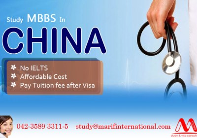 Apply Study MBBS in China Through our Experts in top Universities