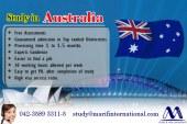Study Australia in Top Ranked Universities