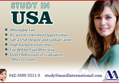 Best Study Visa Consultant in Pakistan